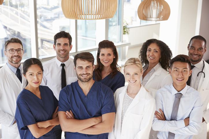 Berufskleidung Gesundheitswesen